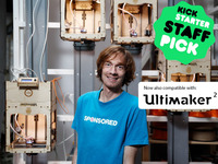 Z-Unlimited add-on for Ultimaker