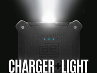 Poseidon: The Rugged & Fully Waterproof Portable Charger