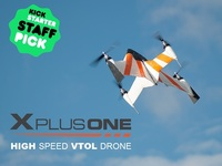 X PlusOne: Your Ultimate Hover + Speed Aerial Camera Drone