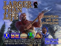 Larger Than Life: Tall Tale Adventures