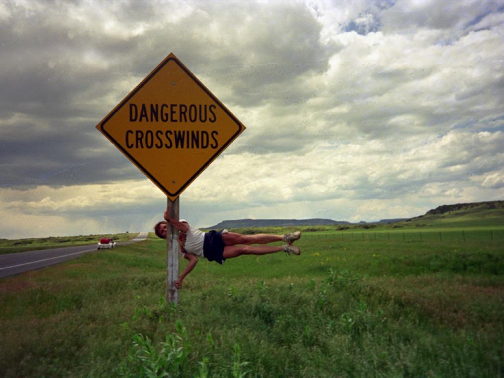 Dangerous Crosswinds - The Documentary's video poster