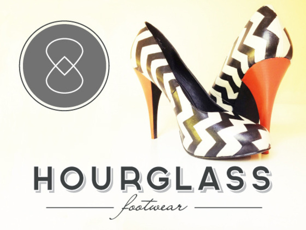 Hourglass Footwear: Hand-painted Shoes for Smart Women's video poster