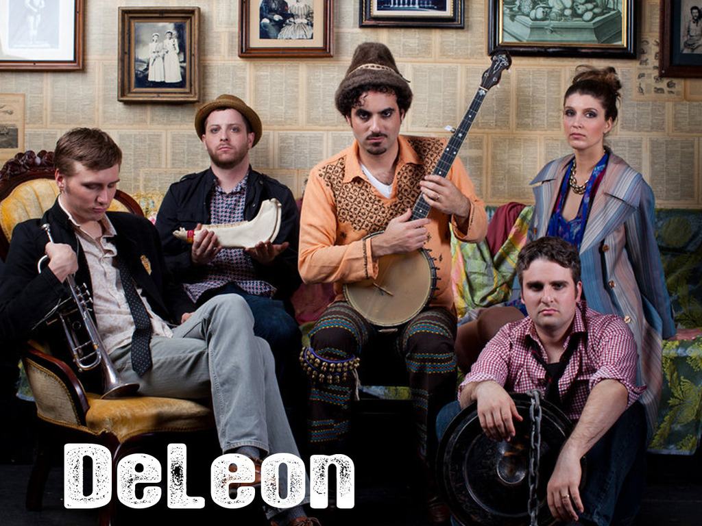 Help DeLeon Release Their New Album's video poster