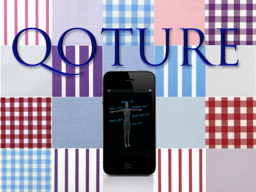 Qoture | The App that sizes you up.'s video poster