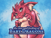 Care & Feeding of Baby Dragons Book & Deck