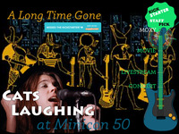 Create a Cats Laughing Twenty Year Reunion Event & Album