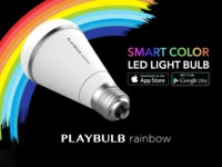 PLAYBULB rainbow - Stylish Smart Color LED Light Bulb