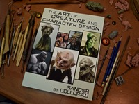 The Art of Creature and Character Design