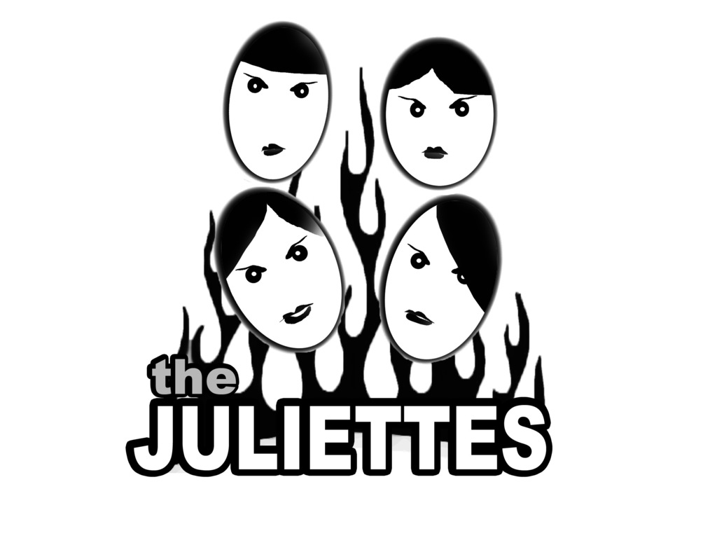 """The Juliettes! Debut CD - """"Clutch the Pearls""""'s video poster"""