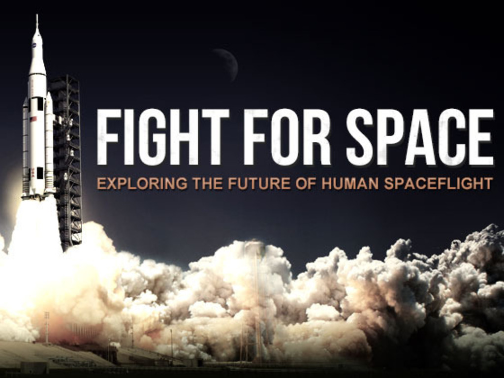Fight For Space - Space Program & NASA Documentary's video poster