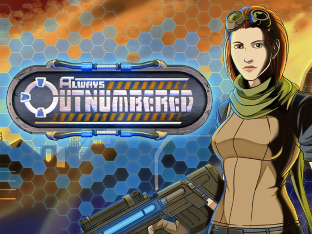 Always Outnumbered, a Competitive Tower Defense Game's video poster