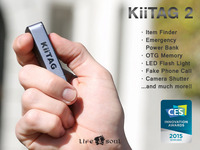 KiiTAG 2 – Digital Swiss Knife for Android and iOS