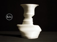 fahz • It's your face in a vase!