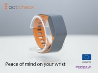 Acticheck Assure – a revolutionary personal alert system.
