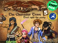 The Red Dragon Inn: 5 - The Character Trove