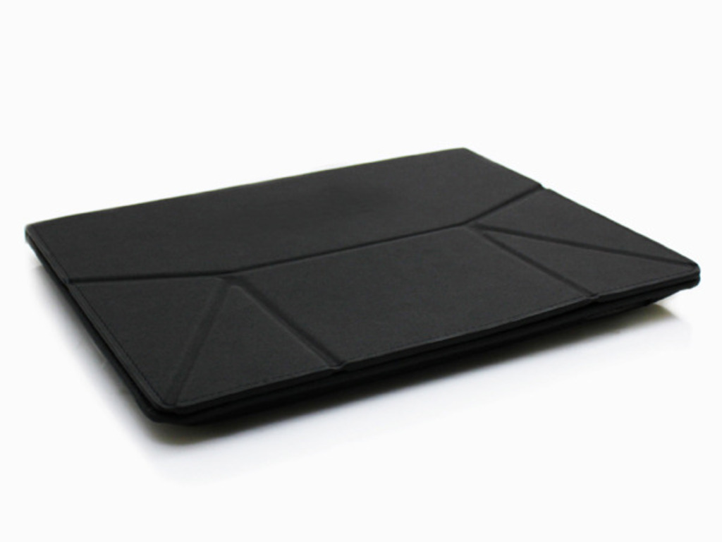 Slate&Stylus: Origami Slate case for the iPad's video poster