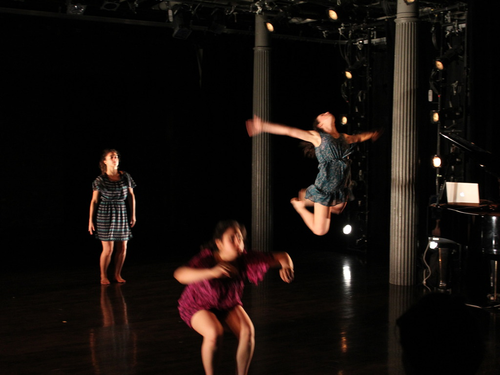 Amy Cova Dance Performs at Jacob's Pillow!'s video poster
