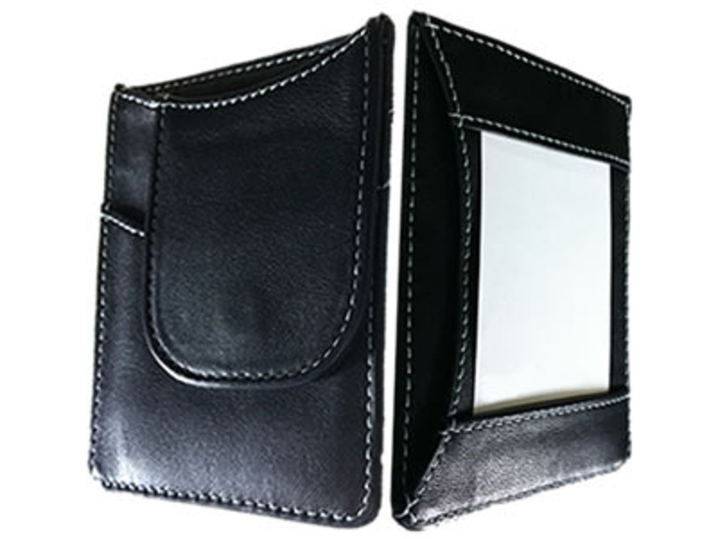 Brockfolio - Better Than a Wallet! Leather Pocket Accessory.'s video poster