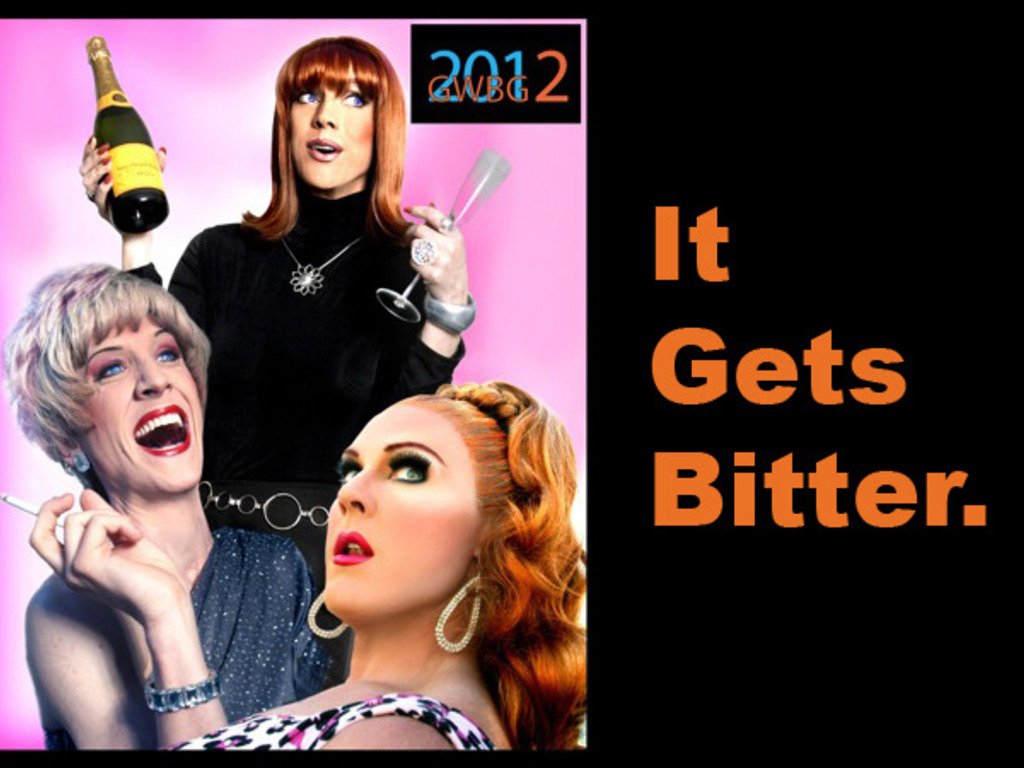 Girls Will Be Girls 2012 - a sequel to the cult film's video poster