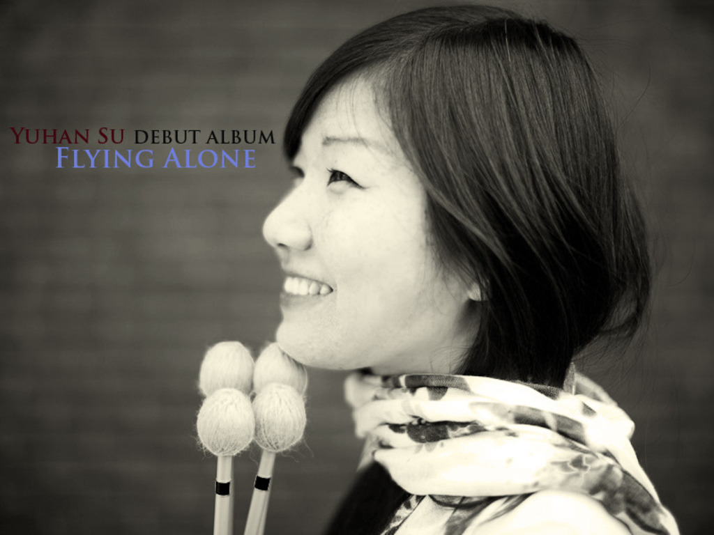 "Yuhan Su Debut Album ""Flying Alone""'s video poster"