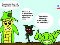 """"""" The Patch, Organics """""""