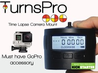 TurnsPro | Time Lapse Camera Mount - for everyone!