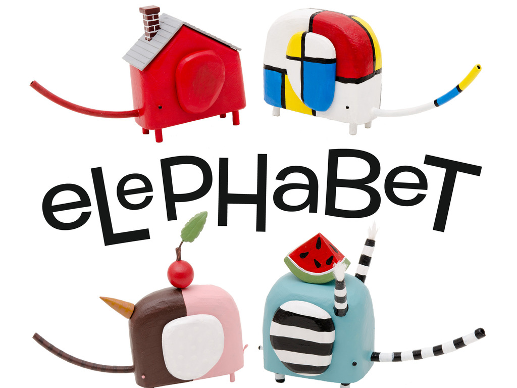 Elephabet wants to be an e-Book and Poster when it grows up!'s video poster
