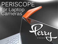 Perry Vision - the laptop periscope