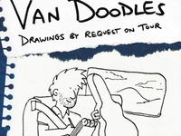 Van Doodles: Drawings By Request On Tour (Jukebox the Ghost)