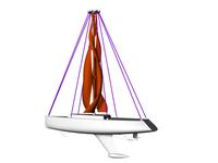 ..:: Wind Turbine Powered Boat ::..