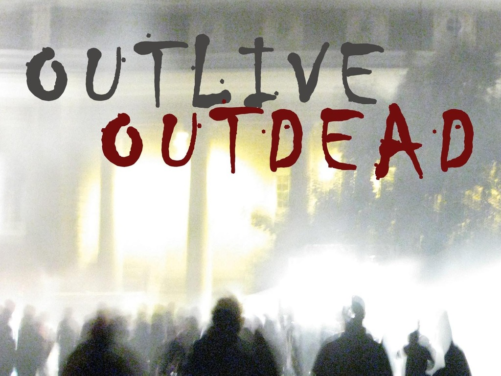 Outlive Outdead - A cinematic zombie RPG's video poster
