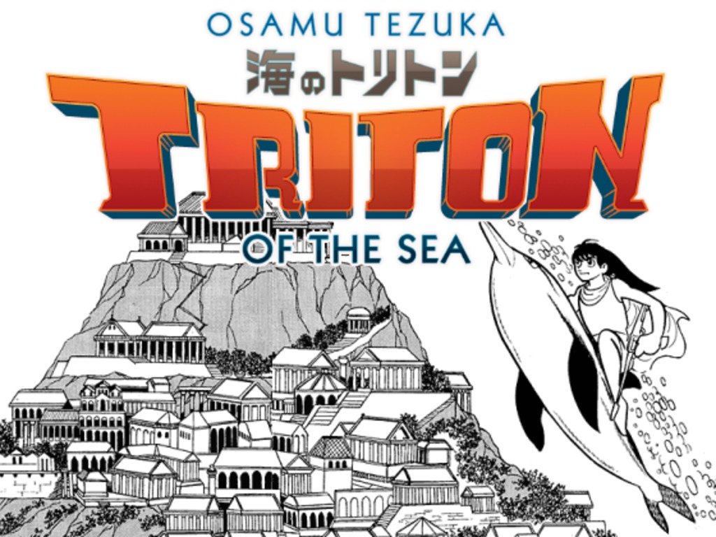 Translate Osamu Tezuka's Unico, Atomcat & Triton of the Sea!'s video poster