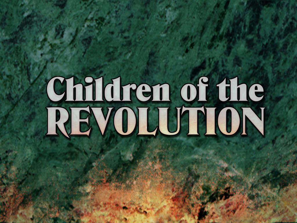Children of the Revolution Deluxe for Vampire 20th's video poster