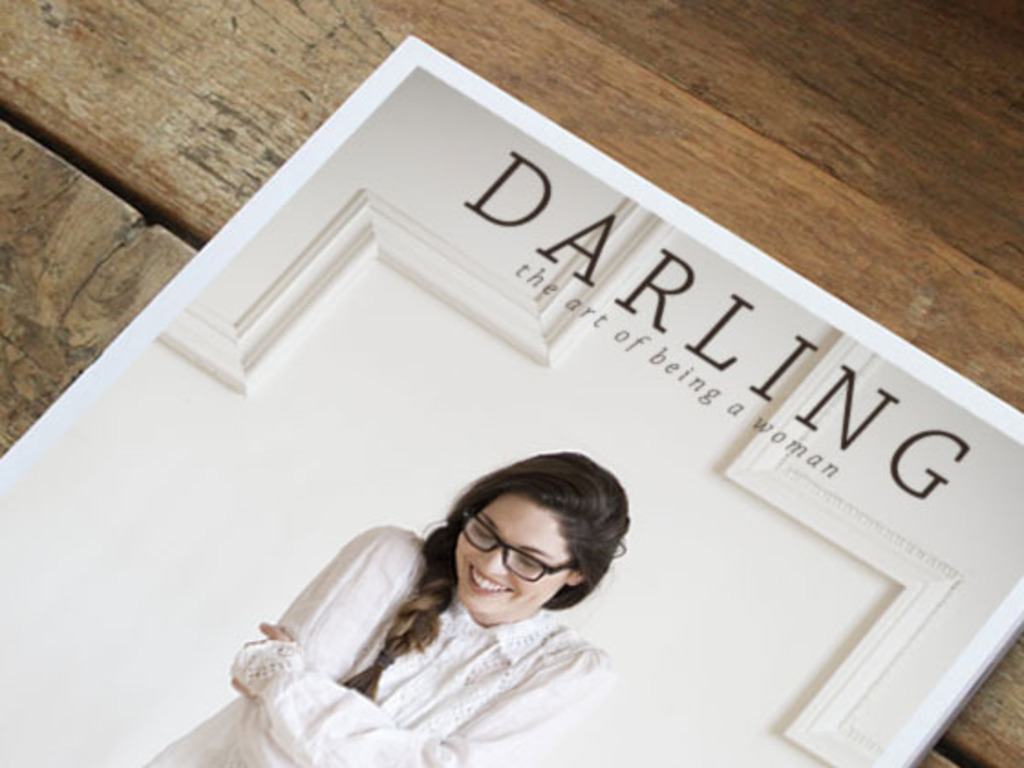 Darling Magazine - Print Edition's video poster