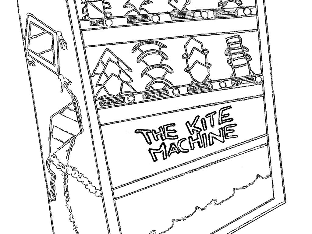 The Kite Machine's video poster