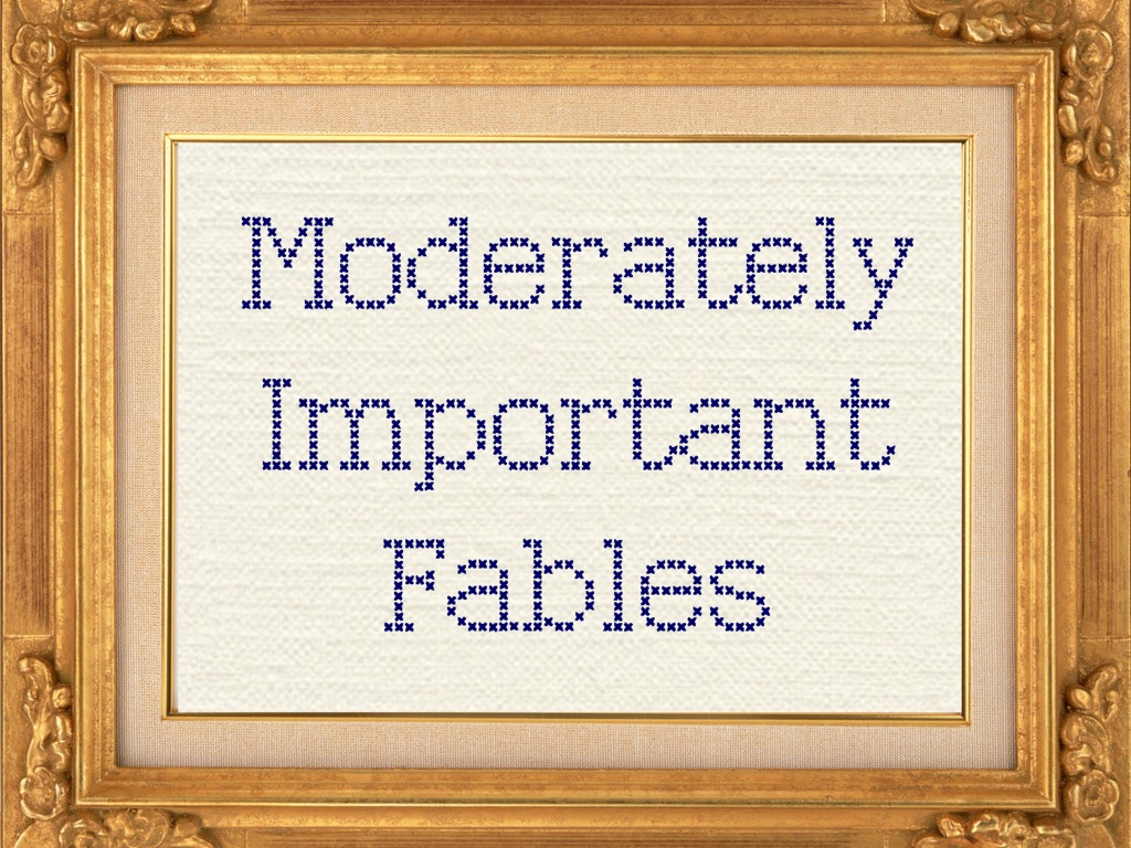 Moderately Important Fables's video poster