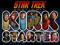"Star Trek Continues 2015 ""Kirkstarter 2.0"""