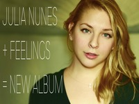 Julia Nunes + Feelings = New Album