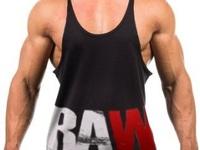 RAW Gymwear - Bodybuilding & Fitness Apparrel