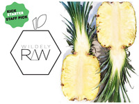 Wildely Raw- Detox book + organic juice bar