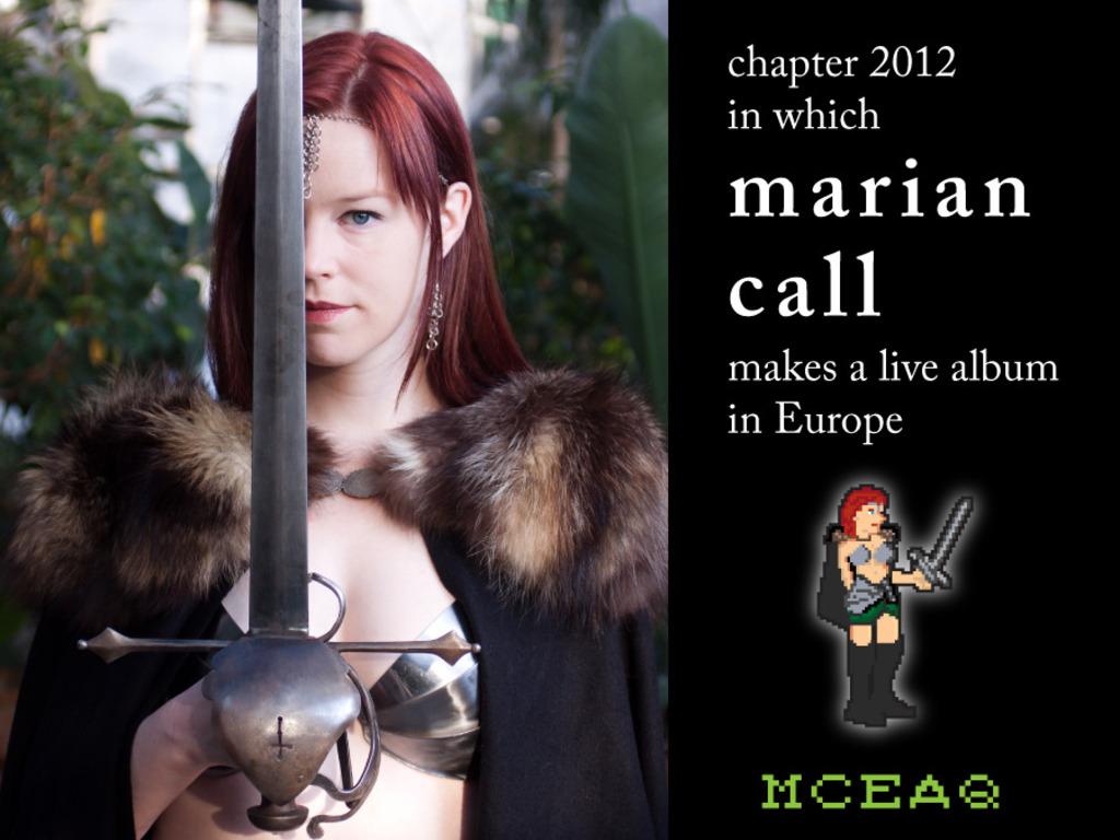 Marian Call European Adventure Quest!!!'s video poster