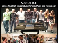 Audio High - Tech Audio Engineering for High School Students