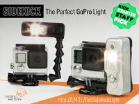 Sidekick - The Perfect GoPro Light