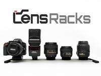 LensRacks - Quick Change Camera Gear Storage System