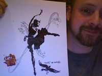 Help Michael Fleegler fund a new art studio
