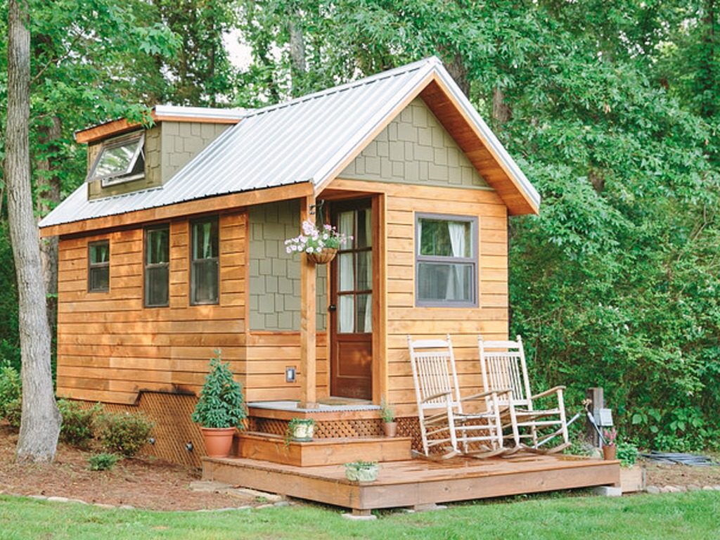 Wind river starts a tiny house community in chattanooga for Custom home builders chattanooga tn