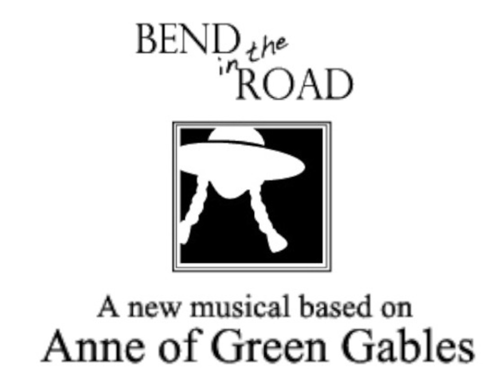 "BEND IN THE ROAD - a musical based on ""Anne of Green Gables""'s video poster"