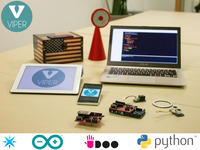 VIPER: the Python IoT Design suite for Arduino, UDOO & Spark
