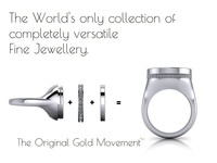 The Original Gold Movement: 14K Gold Fine Jewellery