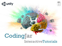Interactive Tutorials for Unity Game Engine